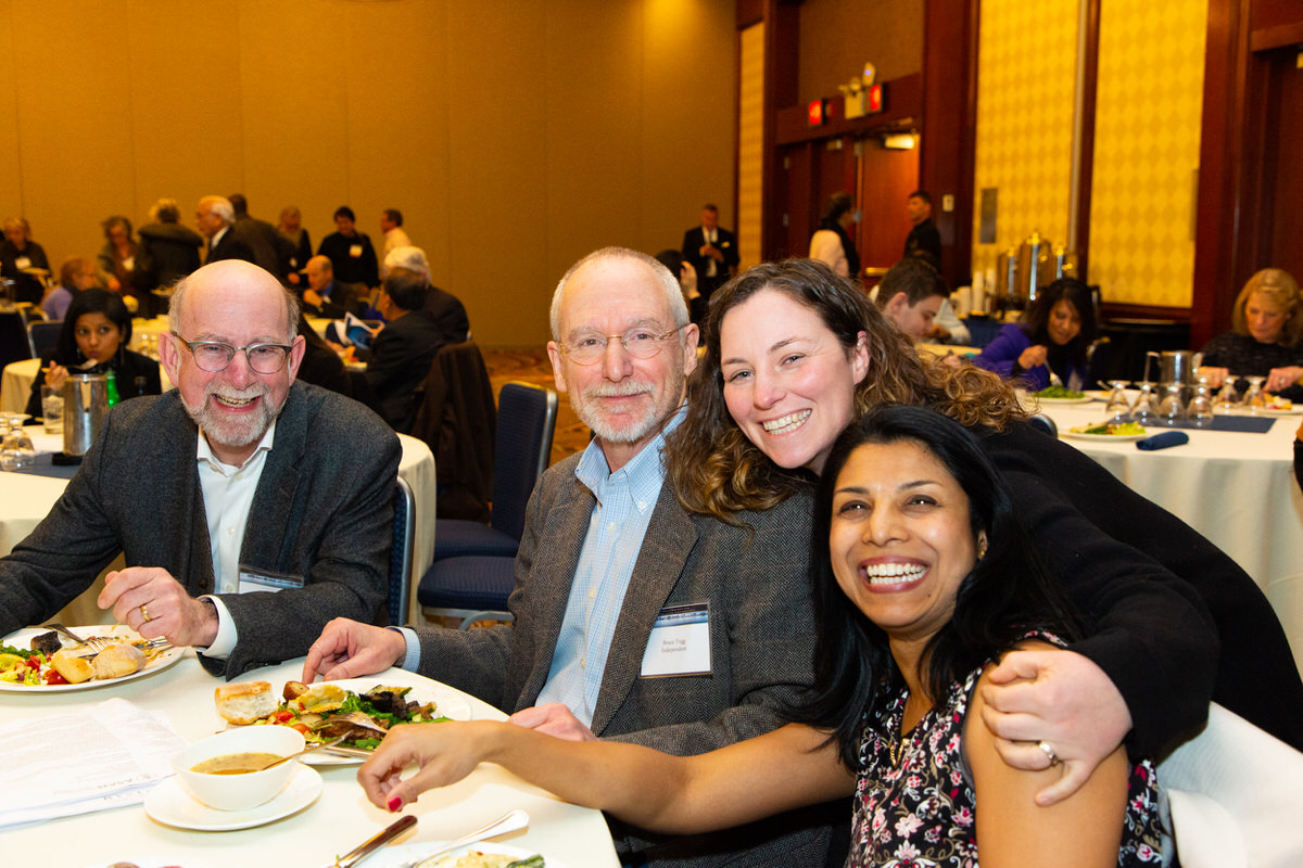 Colleagues at NYSAM Conference