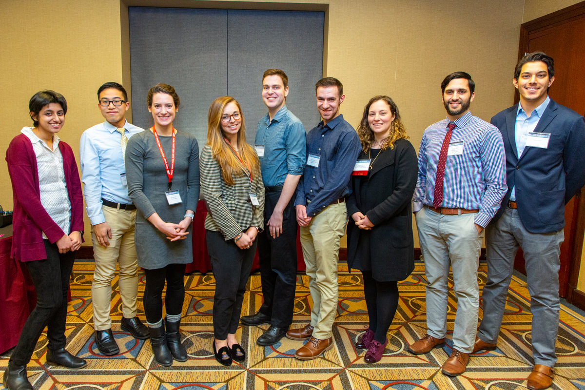 Medical Student Involvement at NYSAM Conference