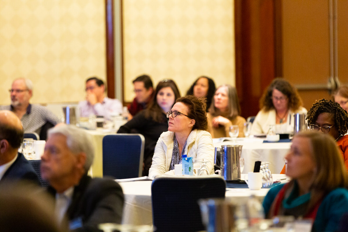 Member Audience at NYSAM Annual Conference